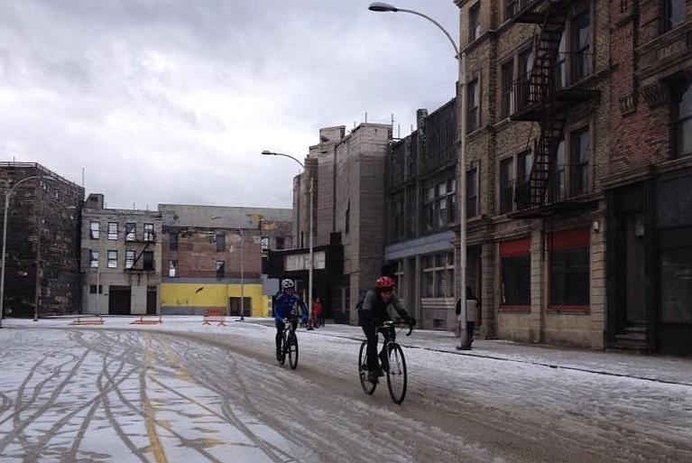 New York utcáin