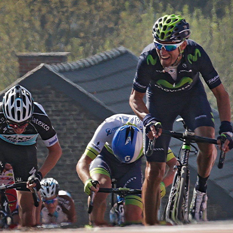 Alejandro Valverde (Fotó: Movistar Team)