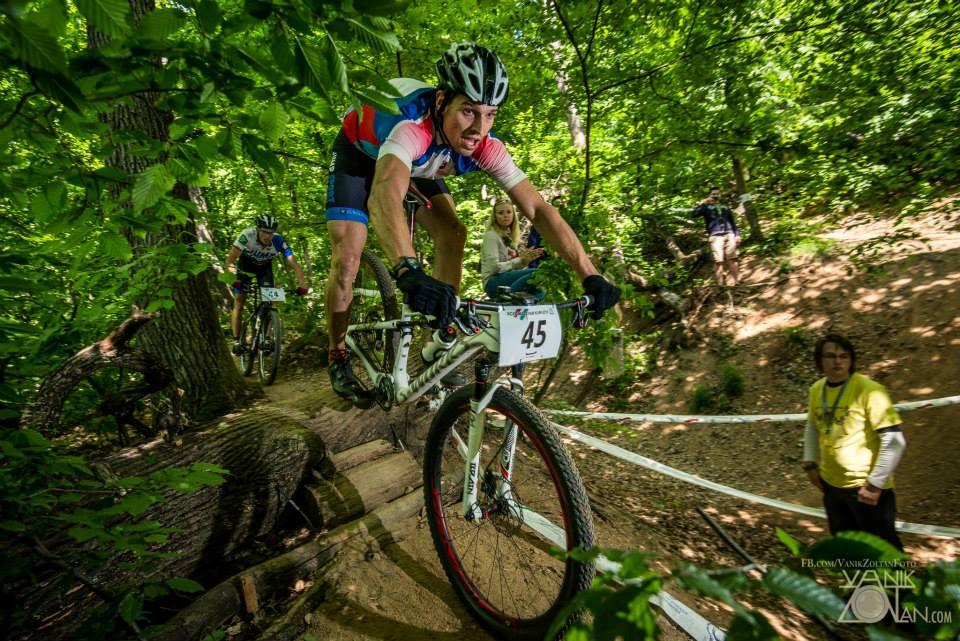 A győztes Michal Lamy