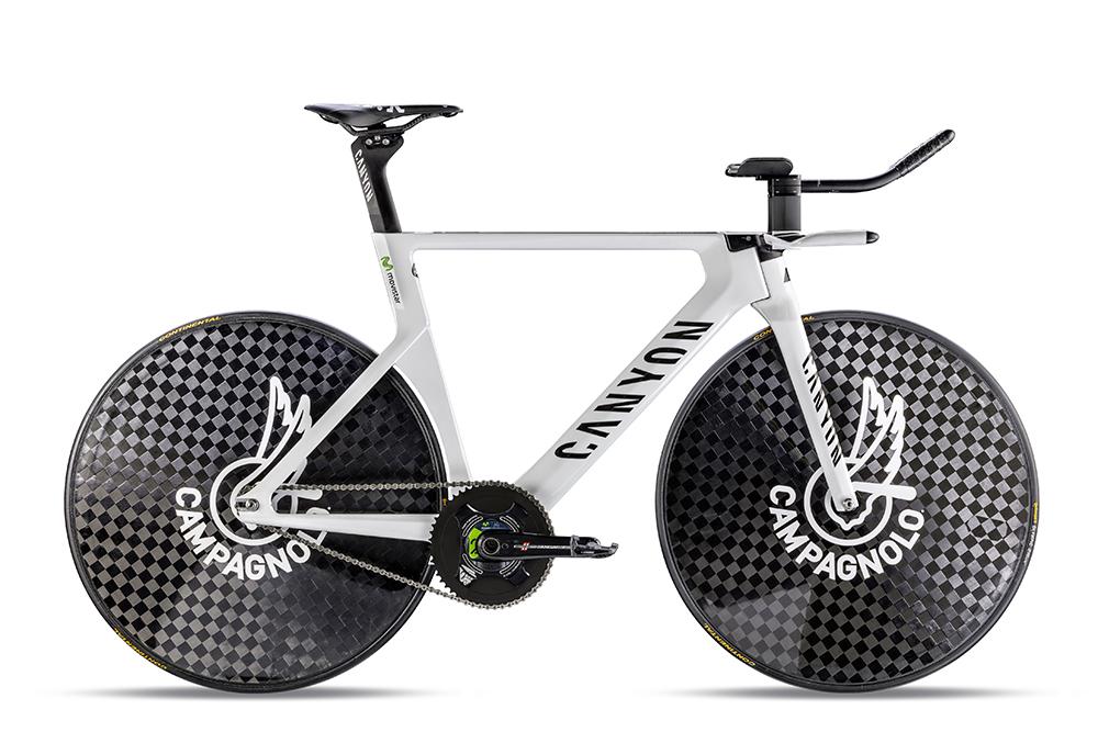 A rekorder kerékpár