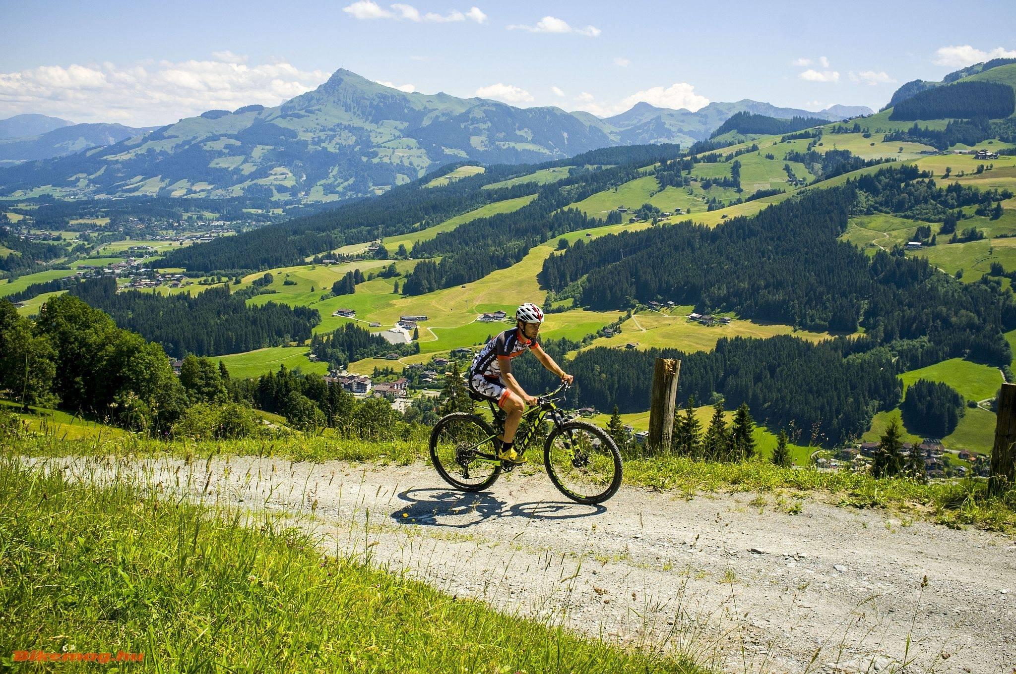 Kirchberg- a bringások paradicsoma Tirolban | Kerékpár ...