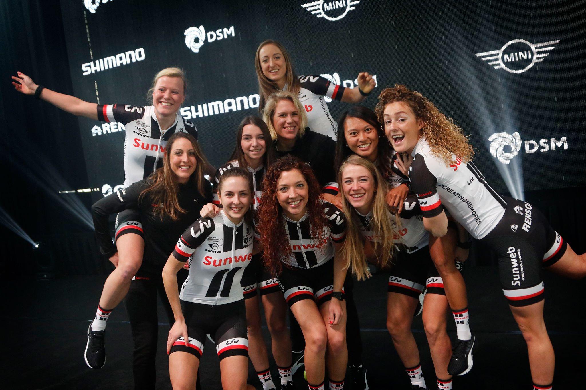 Női WorldTour csapatot is támogat a Sunweb...