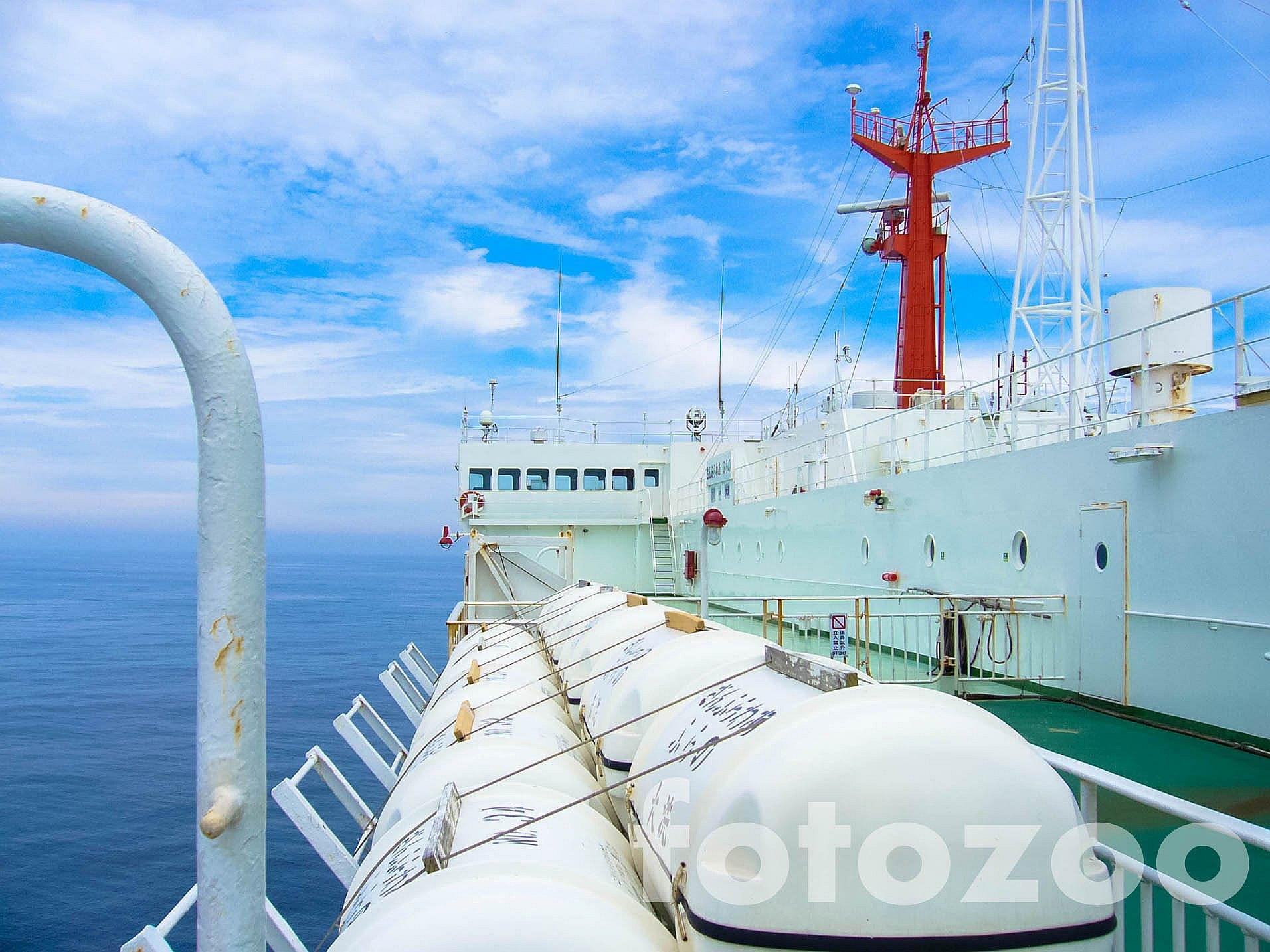 Békésen szeljük a Csendes-óceán habjait, bezzeg aki március 11-én utazott erre…