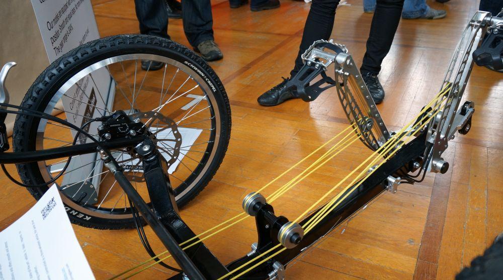 Immár jól ismert név a kerékpáros piacon a Schwinn-Csepel Stringbike