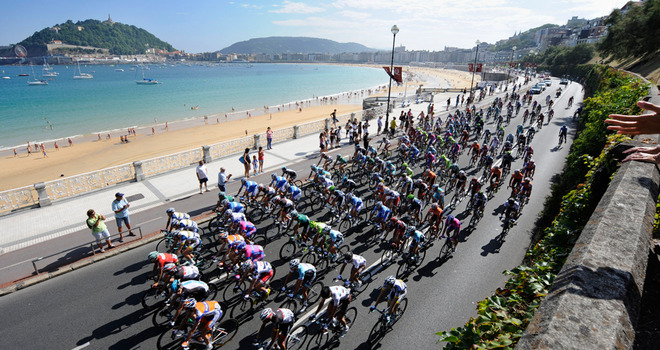 A San Sebastian-i versenyt már csak a tájak miatt is érdemes nézni