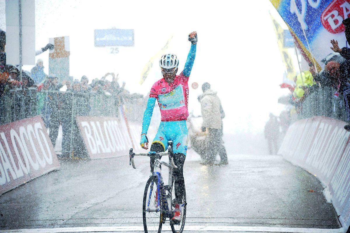 Emlékeztek a Giro 20. szakaszára? a LEGtöbben bizonyára... (Fotó: Stefano Sirotti)