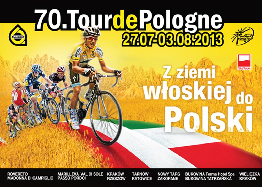 A Lengyel Körverseny plakátja