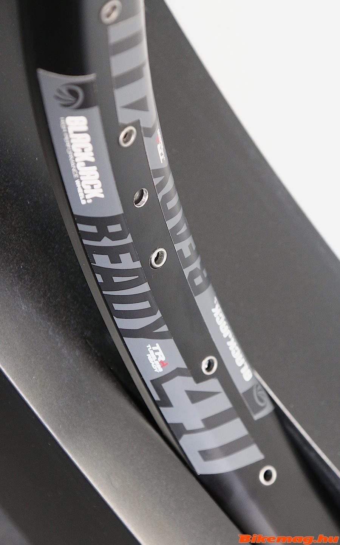 Hegesztett vagy illesztékes tubeless MTB kerekek akár fatbike-okhoz is!