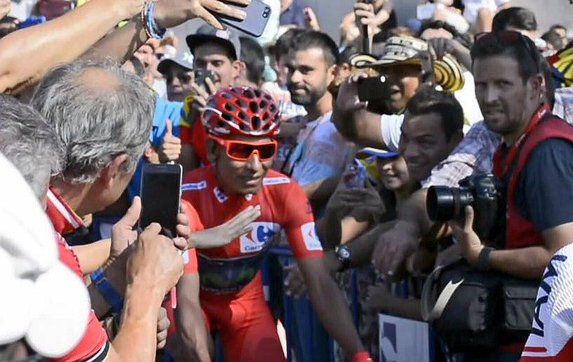 Quintana az összetett győztes