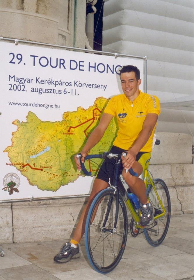 2002-ben Vanik Zoltán nyerte a Vuelta által rendezett Tour de Hongrie-t