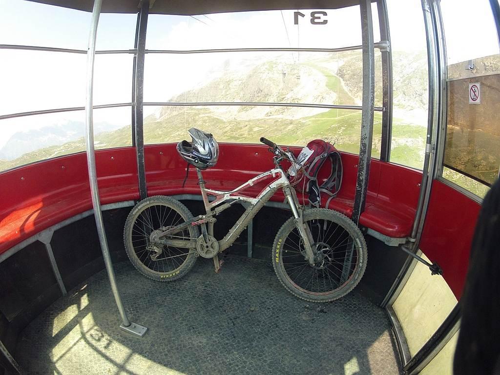 A bicajom: Specilaized Enduro