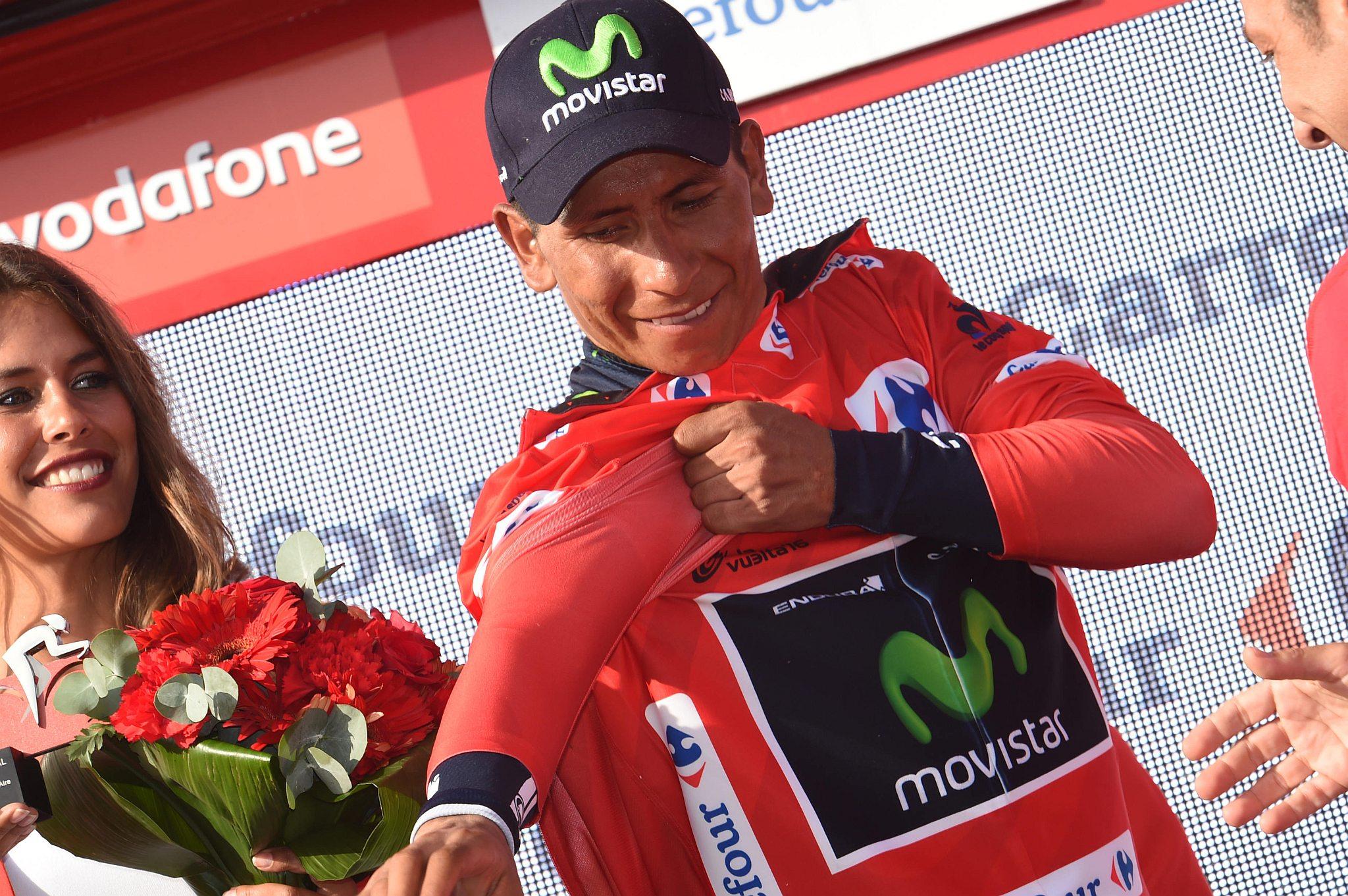 A Vuelta A Espana összetett győztese