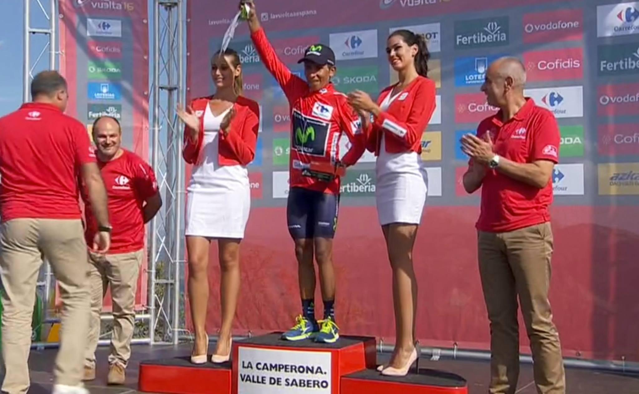 Quintana vette át a piros trikót