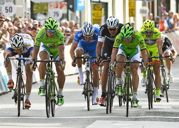 Az ominózus sprint a De Panne-i Háromnapos első szakaszán