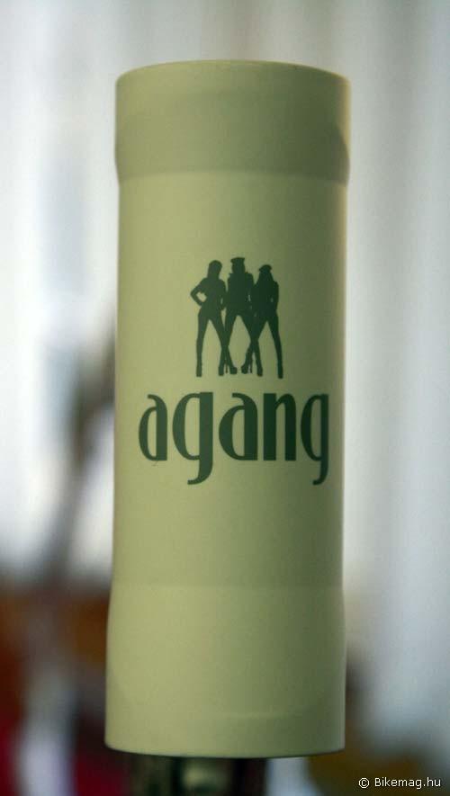 Az Agang Sincity 3.0 városi gép fejcsöve