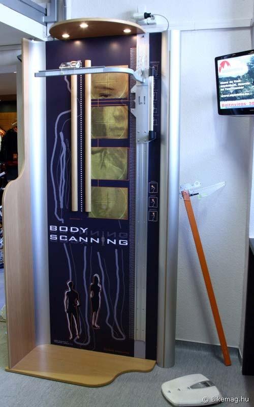 A BodyScanning rendszer