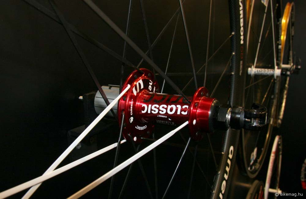 Eurobike 2011: American Classic Carbon 58 Tubular