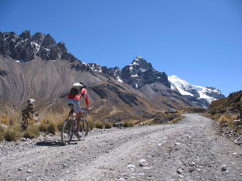 The Andes Trail
