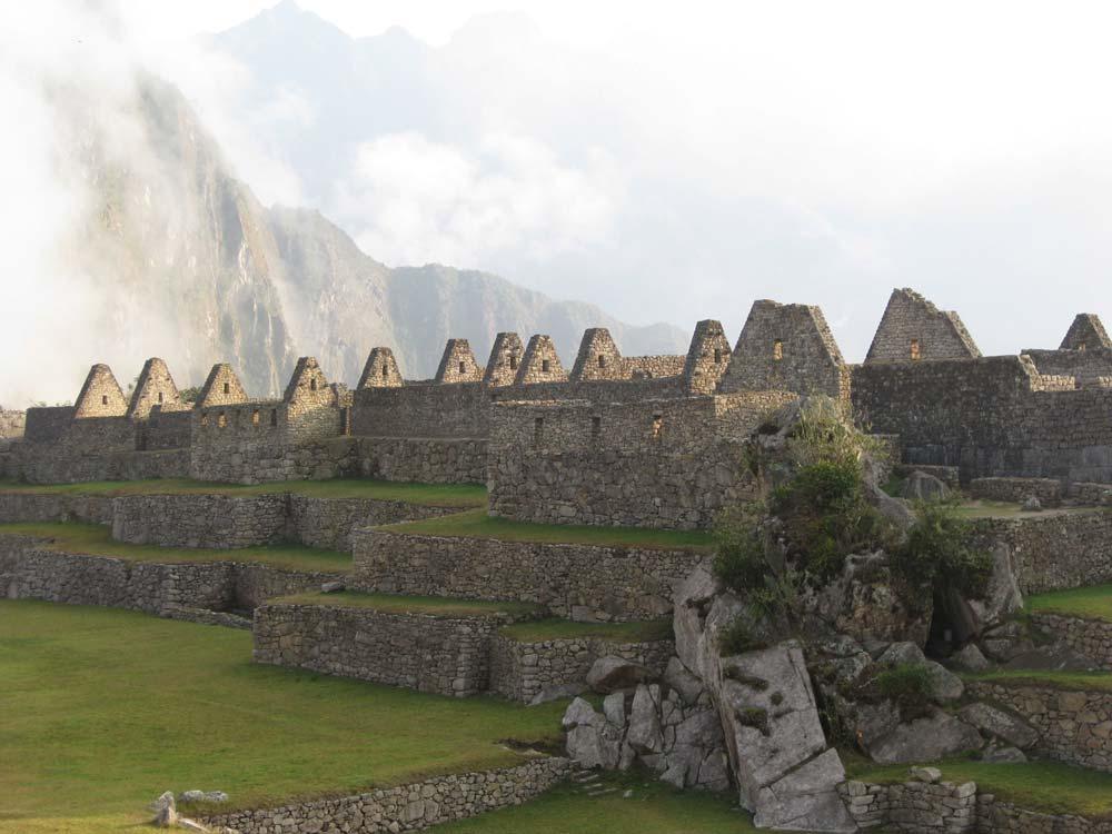 A Machu Picchu egy kevésbé ismert részlete