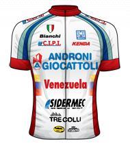 Androni_Gaicatolli Venezuela_csapatmez_2013