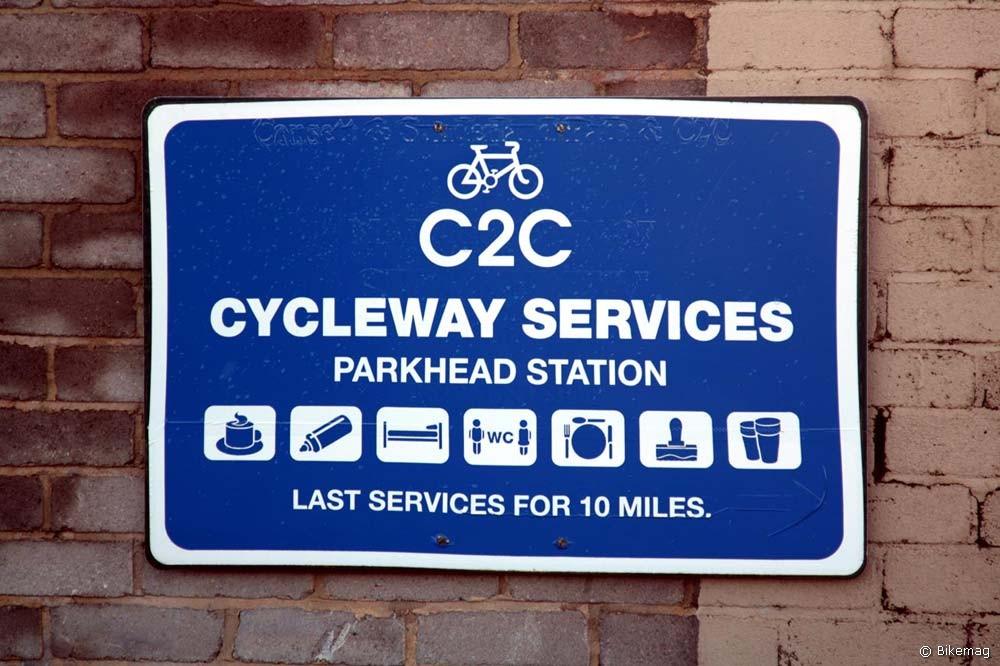 Ezt nyújtja egy C2C kerékpáros állomás
