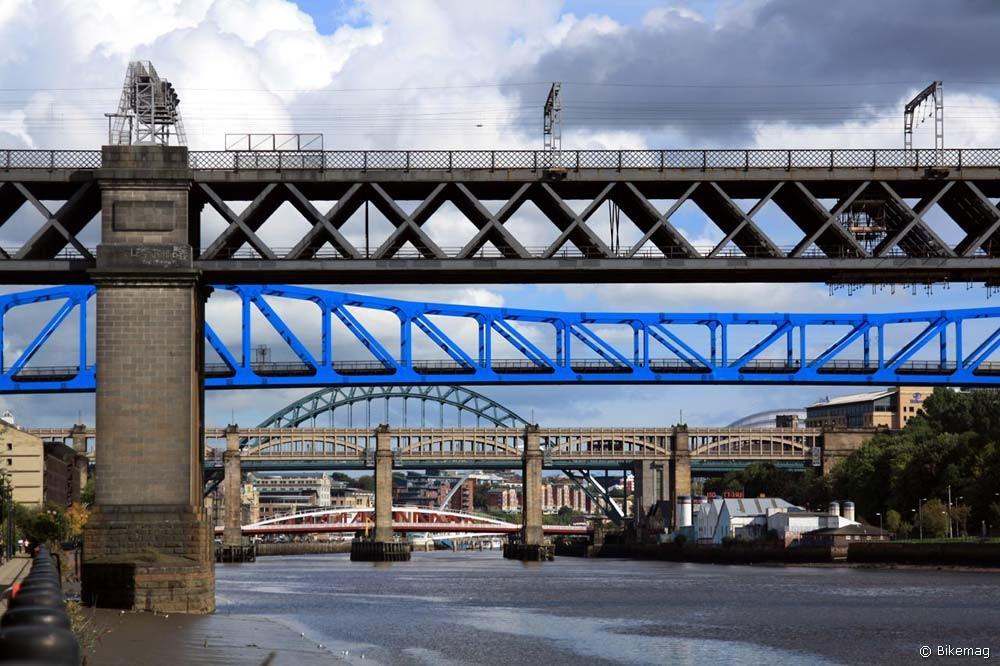 Newcastle hídjai