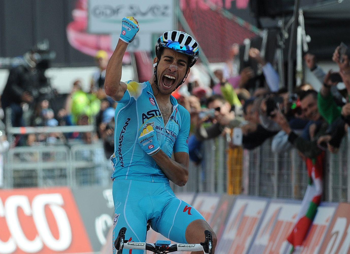 Aru győzelme (Fotó: Stefano Sirotti)