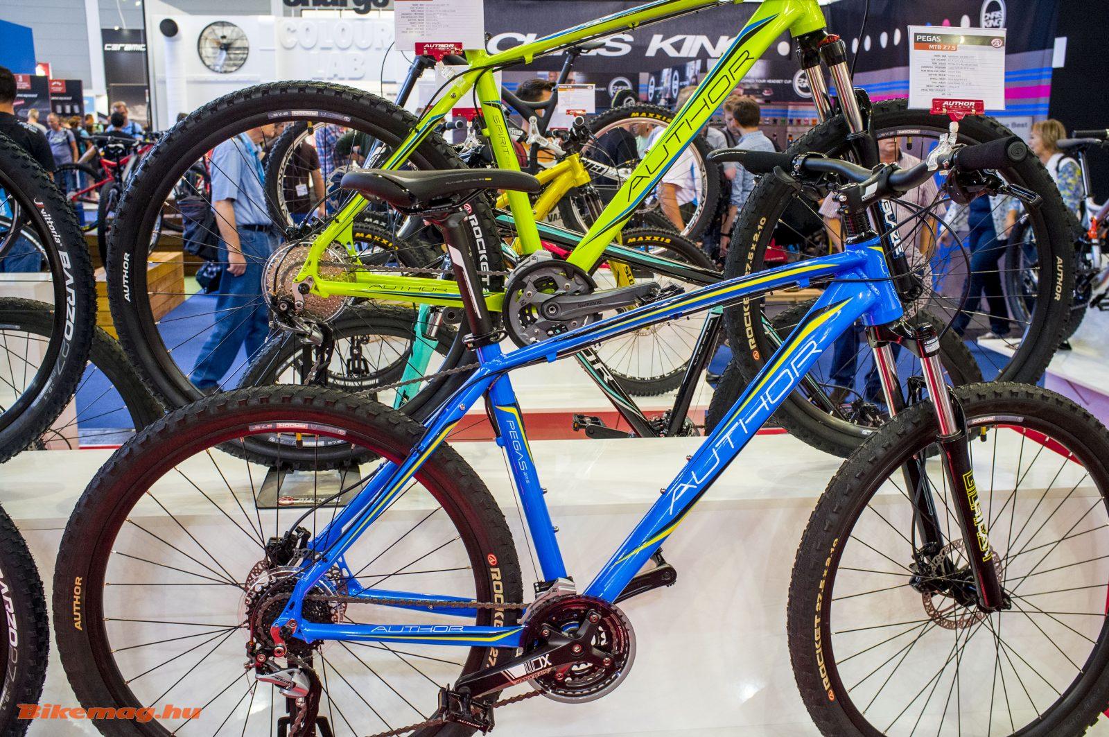 Formás 27,5-es alumínium mountain bike vázak