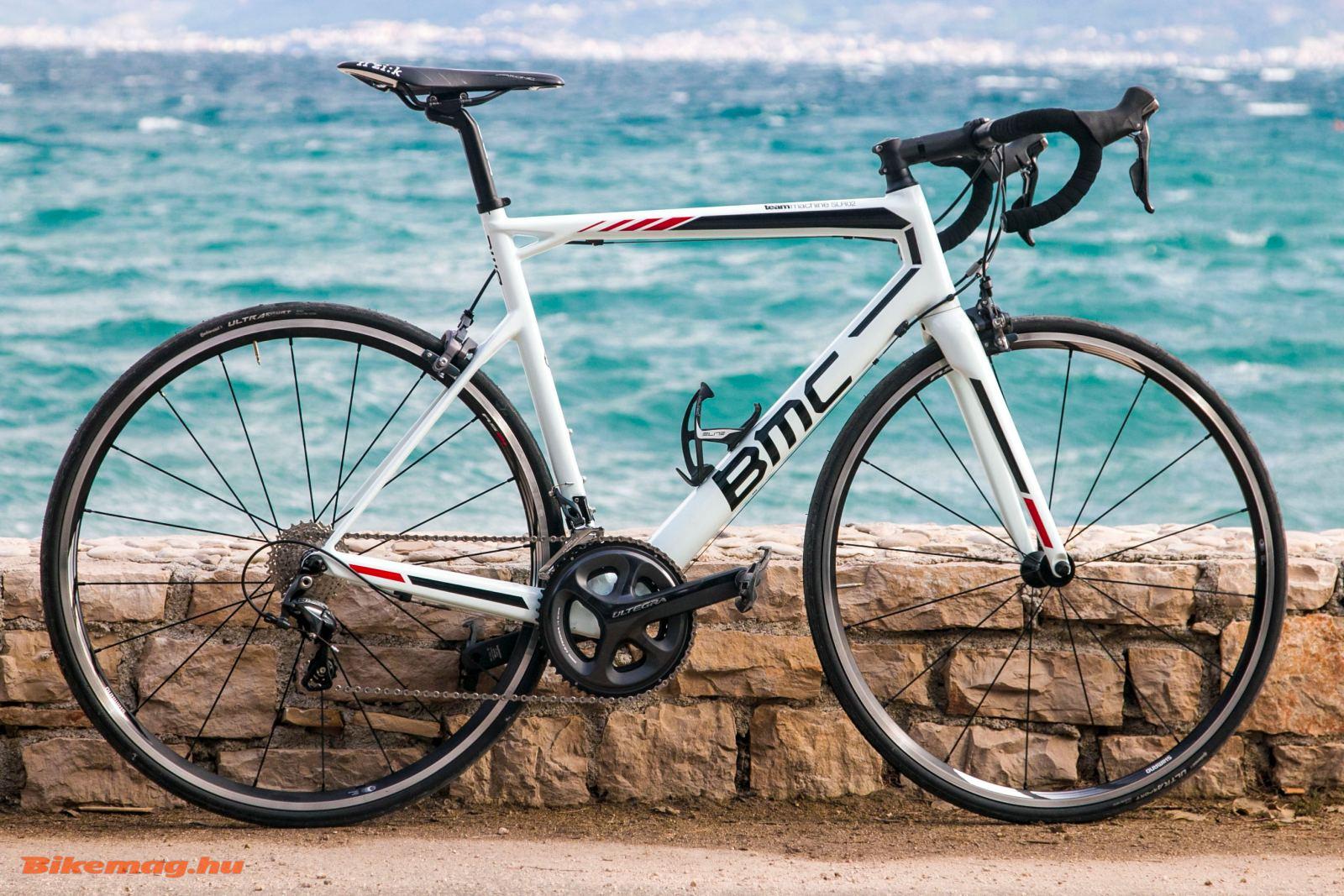 BMC teammachine SLR02 kerékpárteszt