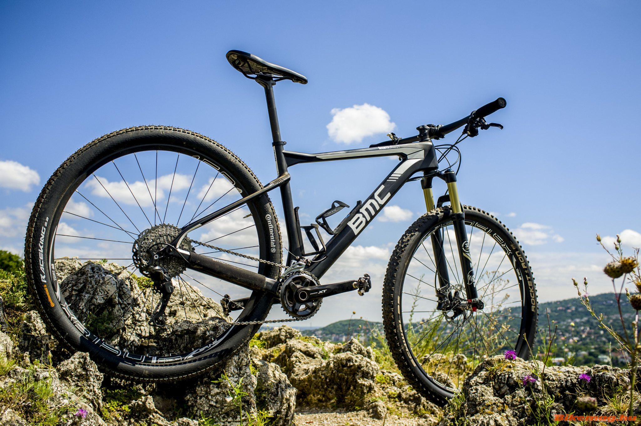 BMC teamelite 01 kerékpárteszt