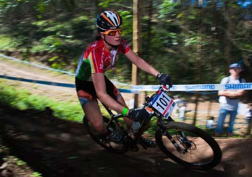 Benkó Barbara U23-ban bronzérmes a dél-afrikai világkupán