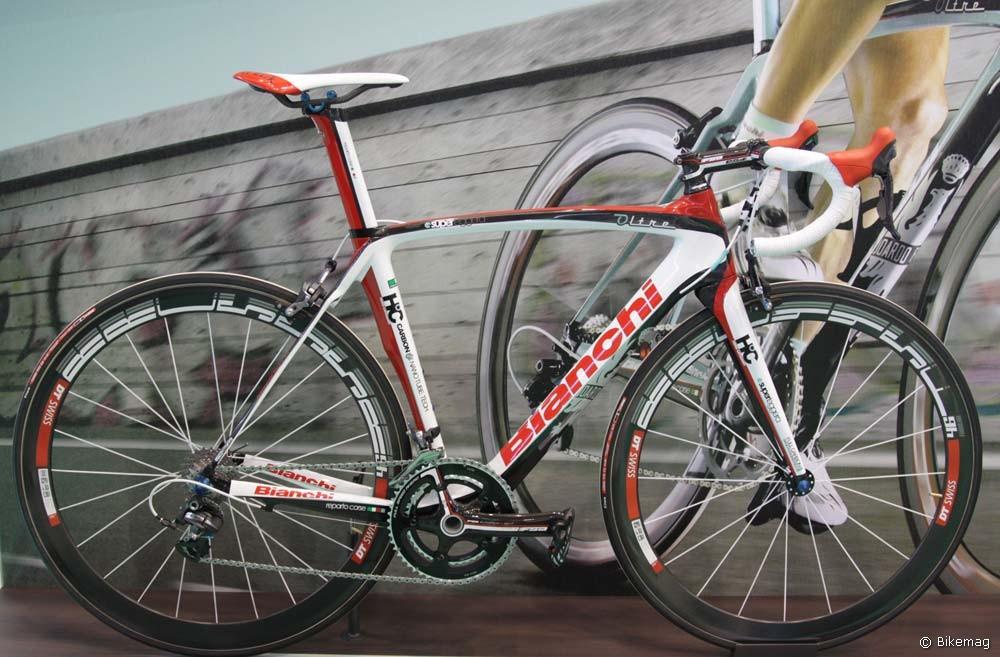 Eurobike 2010 - Bianchi