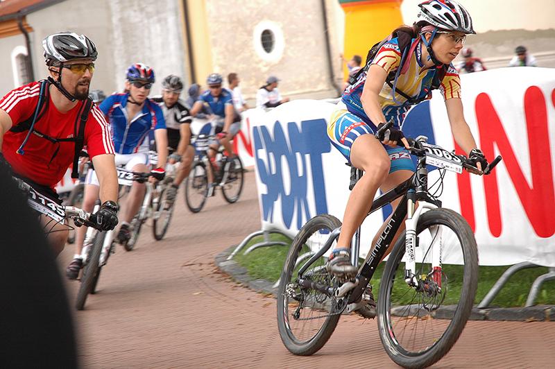 Bike Marathon - Tesne po +ítarte - Ivana Pale¦Źkov+í