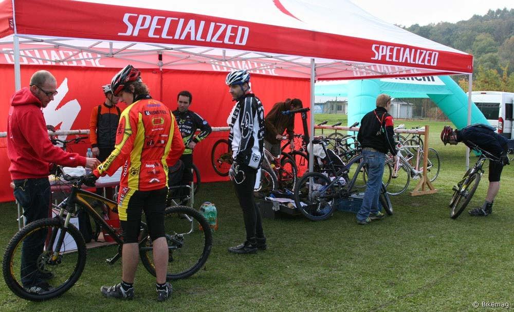 Bike Brno 2010: érdekességek - Specialized