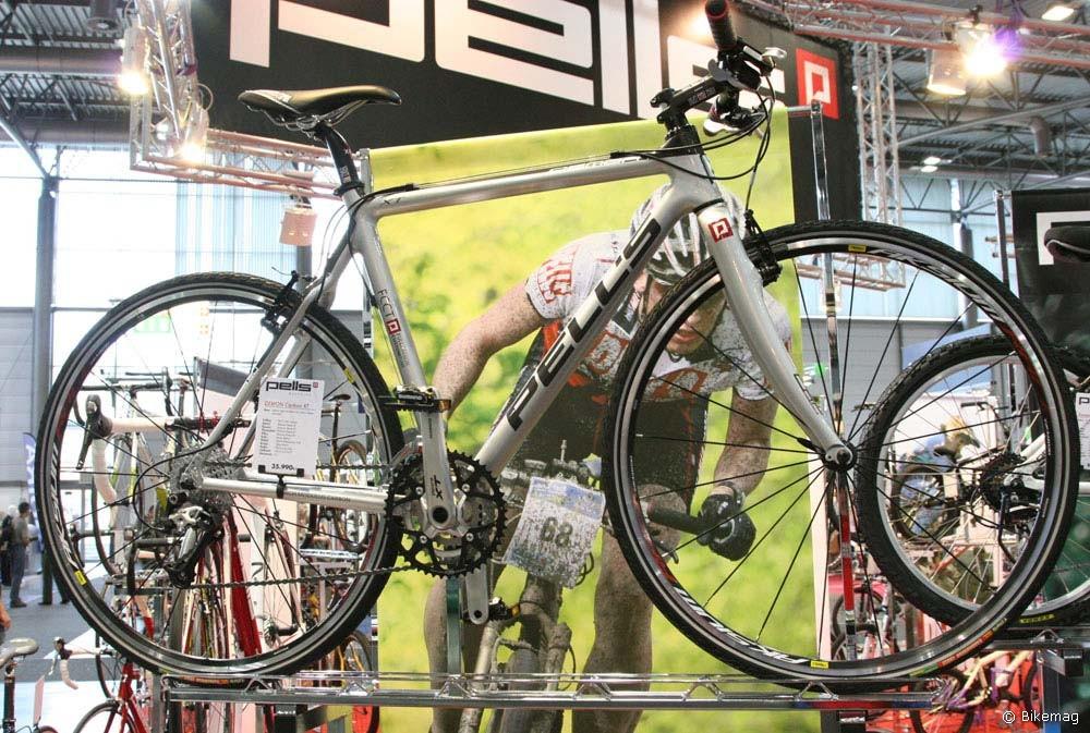 Bike Brno 2010: érdekességek - Pell's
