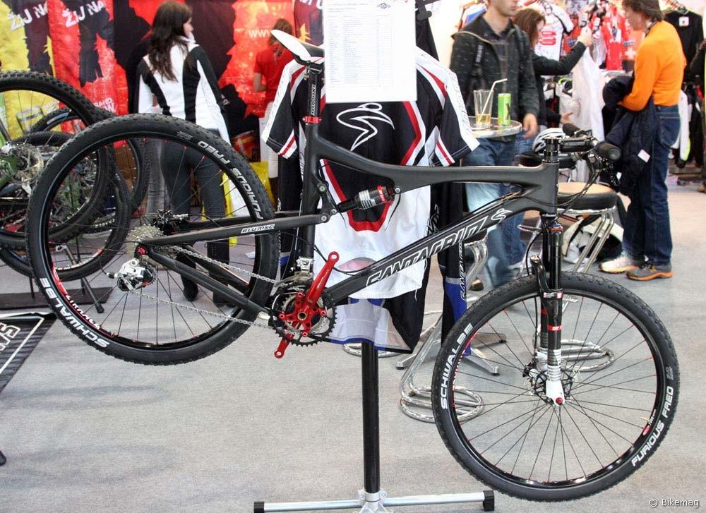Bike Brno 2010: érdekességek - Santacruz