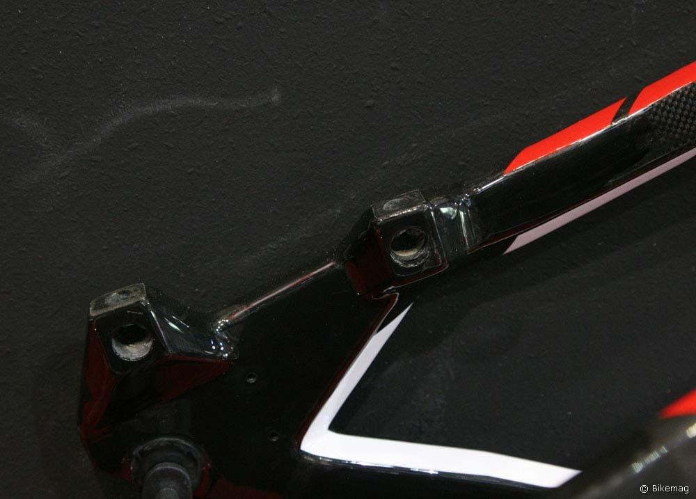 Bike Brno 2010: érdekességek - BMC