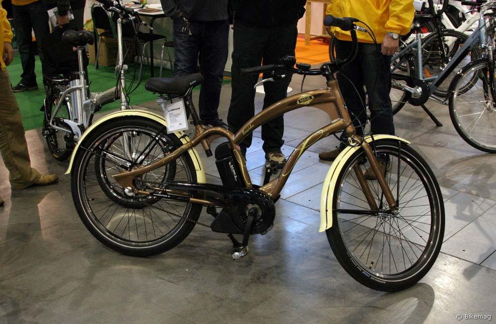 Bike Brno 2010: érdekességek - Gepida