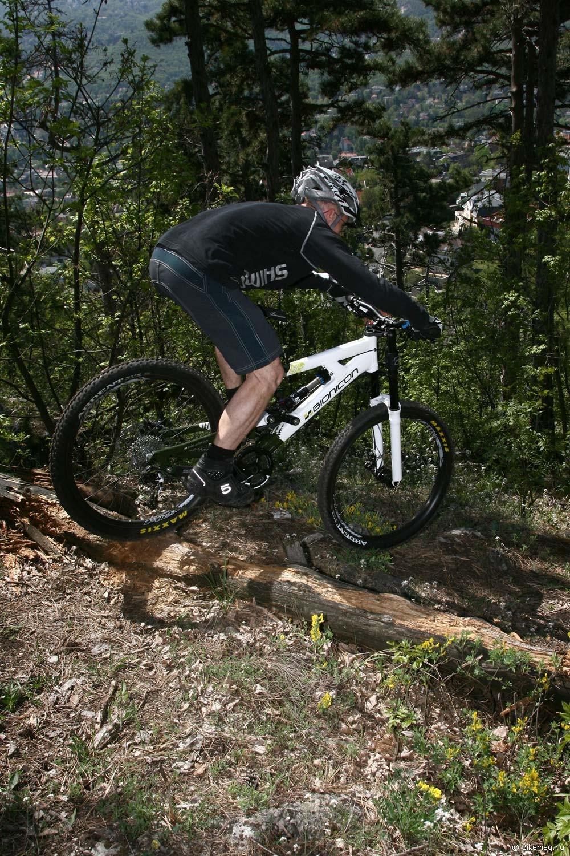 Bionicon Alva 160 Air kerékpárteszt