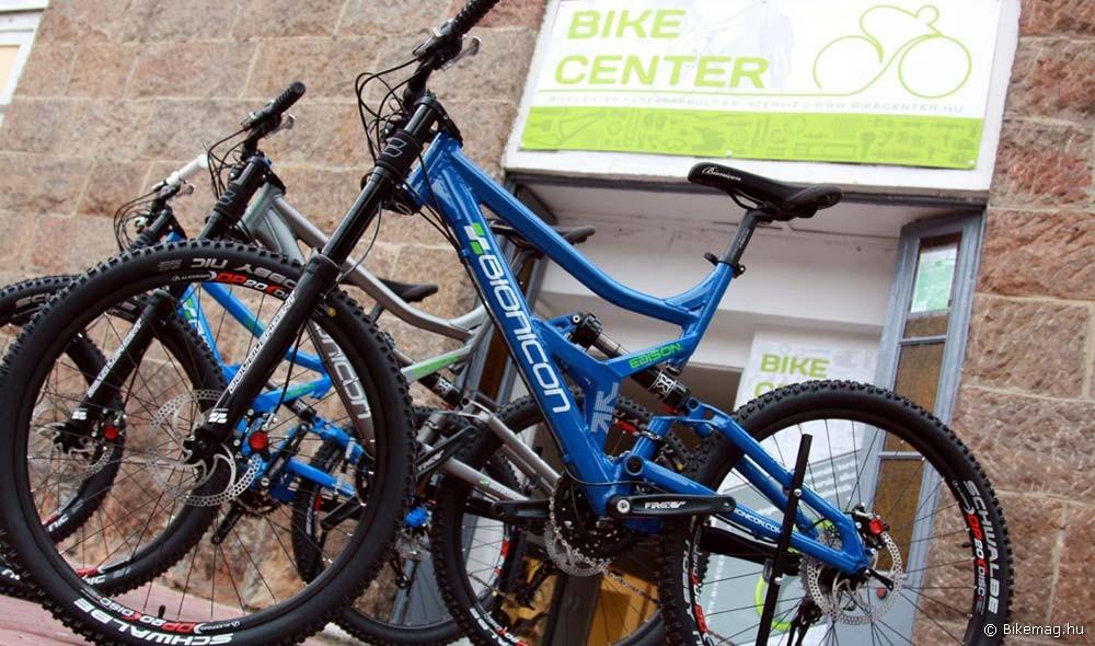 Bionicon, Bike Center