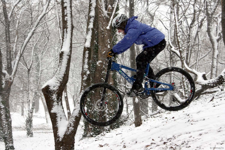 Bionicon Edison II 2010 kerékpárteszt: 50-50% az esélyed