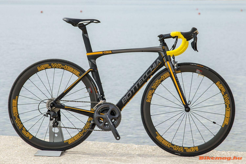 Bottecchia Tourmalet T1 kerékpárteszt