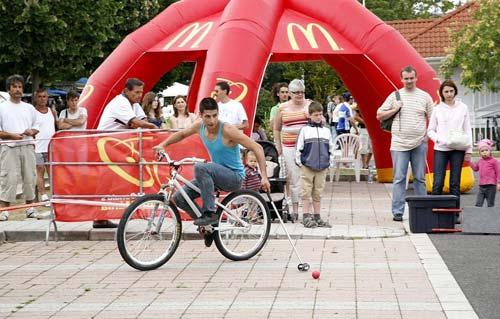 McDonald's BringaMánia Park