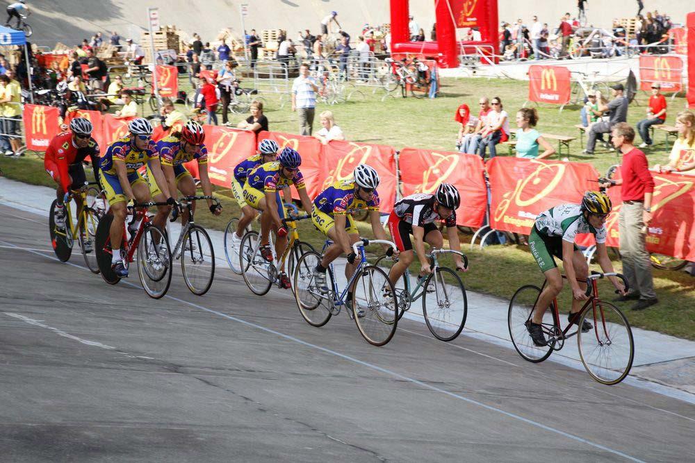 Izgalmas pályaversenyeket láthat a közönség