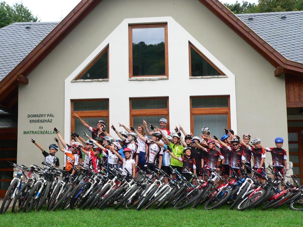 Bringatábor Bernecebarátiban - más egyesületek gyerekeit is szívesen láttuk