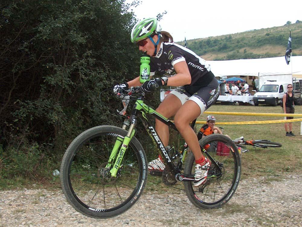Bükk Maraton 2011: Módos Gabriella, a középtáv abszolút női győztese