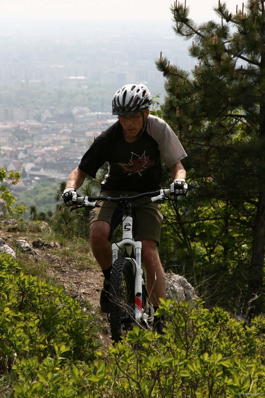 Cannondale RZ One Twenty 3 kerékpárteszt