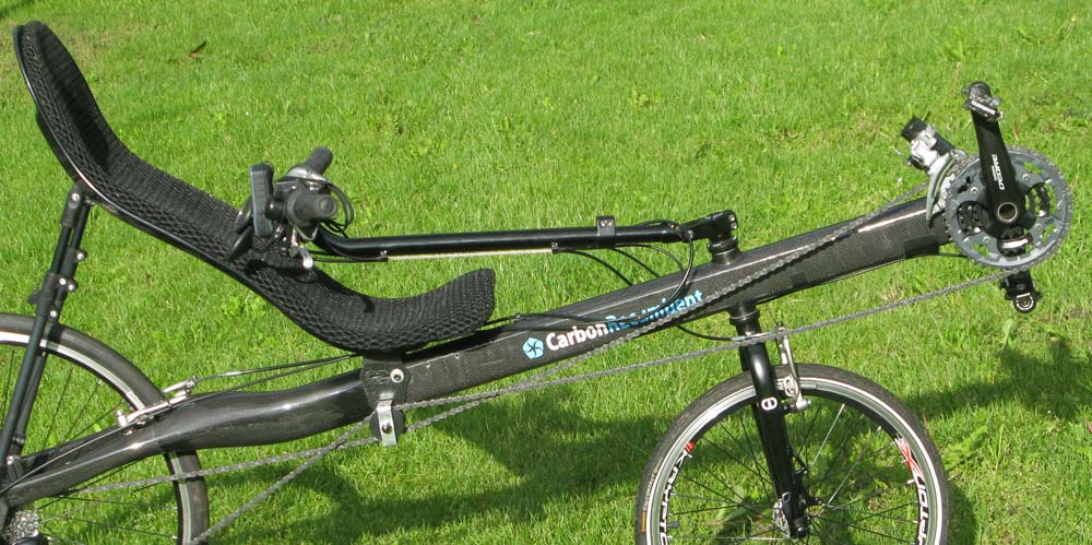 Carbonrecumbent Road Runner