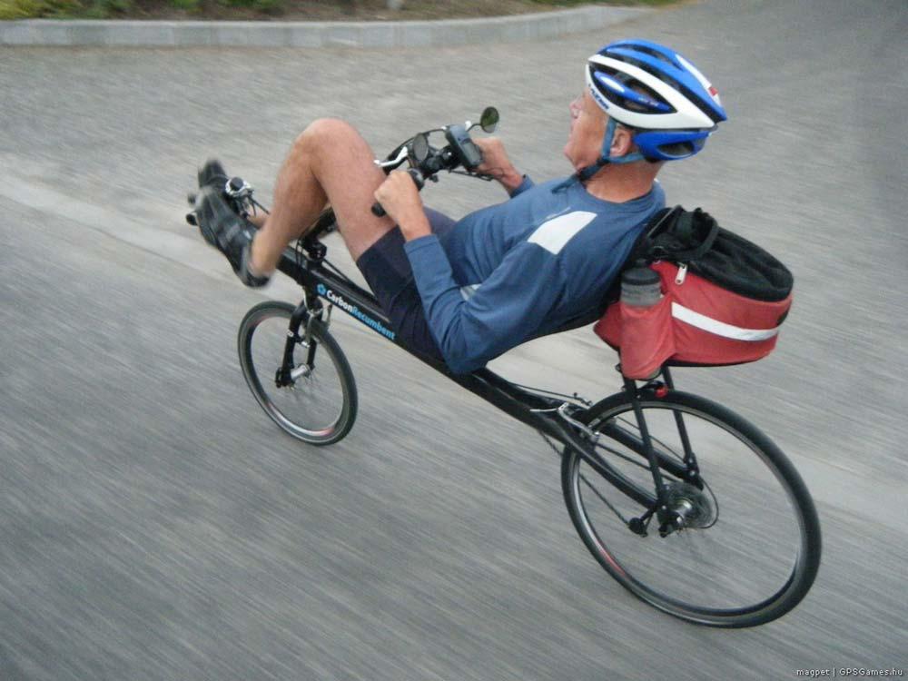 Carbonrecumbent Road Runner