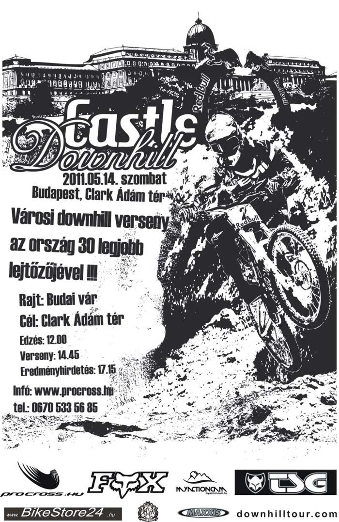 Castle Downhill